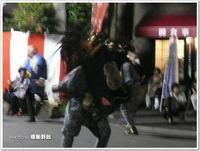 奥多摩花火大会&奥氷川神社祭り2015