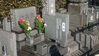 砂田今男先生のお墓参り