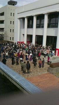 明治国際医療大学・大学院の卒業式が開催されました