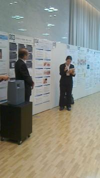 猪熊遥香先生が全日本鍼灸学会で論文発表をしました