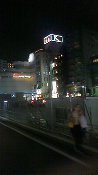 日本に帰国
