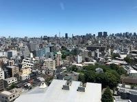 早稲田大学から見える東京スカイツリー