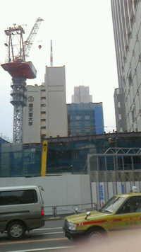 順天堂大学医学部は新校舎を建築中