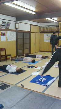 平成26年健康体操教室昼の部開始
