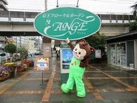 ハーモニー君 京王フローラルガーデンアンジュ 無料感謝祭に行って来ました!!