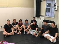 演劇コンクール・稽古場突撃インタビュー!  「平泳ぎ本店」
