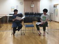 演劇コンクール・稽古場突撃インタビュー! 「Spacenotblank」