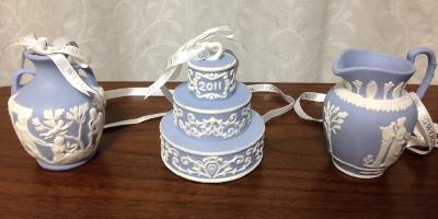 ピッチャー壺ケーキ