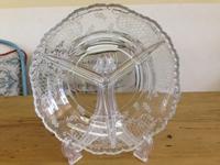 パーティーにピッタリ♪ アメリカ製ヴィンテージ エレガントガラス