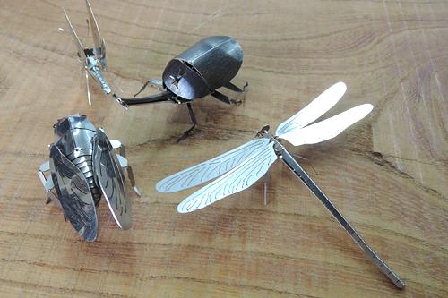3D SUS / 昆虫シリーズ
