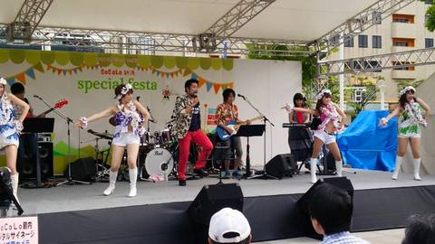 盛況だった桑田研究会バンド