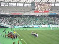 松本山雅J2開幕戦~味の素スタジアムにて~