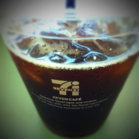"実飲 !! SEVEN CAFÉ ""Iced Coffee"""