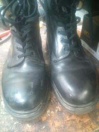 Dr.Martens~靴磨き手順~