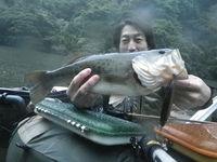 11/6【釣行記】千葉の房総野池 釣り納めフローターフィッシング!