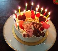 めじろ台のケーキ屋「ペールノエル」の誕生日ケーキ♪他にも八王子ご当地メニューが