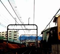 【定点写真】12月20日の山田駅から高尾山