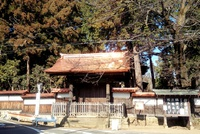 八王子市山田町の廣園寺、改修工事でキラキラピカピカ屋根に