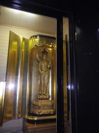 八王子 清鏡寺で木造十一面観世音菩薩を拝観しました。