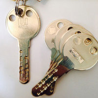 合鍵作製WEST・ウエスト ディンプルキー¥1,690各種ご用意しております!