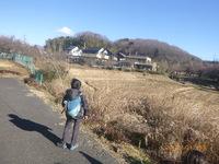 とっとこ1月21日小山田緑地
