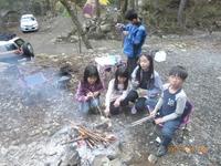 とっとこ4月30日とっとこキャンプ(2日目)