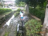 とっとこ8月20日仲田公園