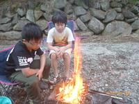 とっとこキャンプ3日目 4月30日(月) 道志の森キャンプ場