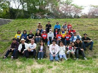 春のお花見(1) 2014年4月13日