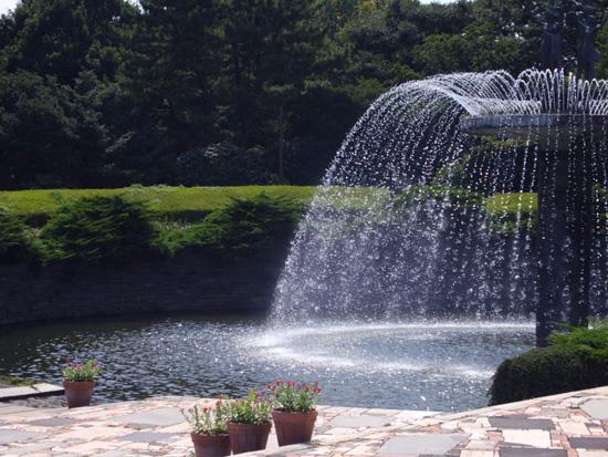 カナール噴水