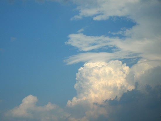 ラピュタな雲
