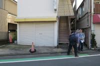 京王線旧線路(仙川~調布)跡を辿る