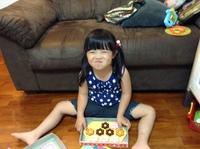祝!6歳2ヶ月