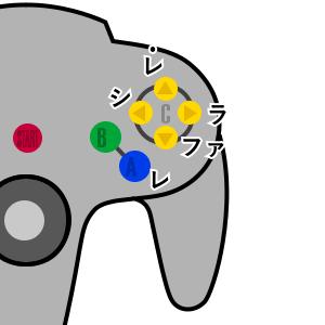 Cボタンユニット七変化の6