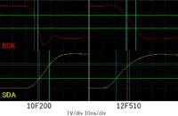 I2C液晶が動かない理由が分かった
