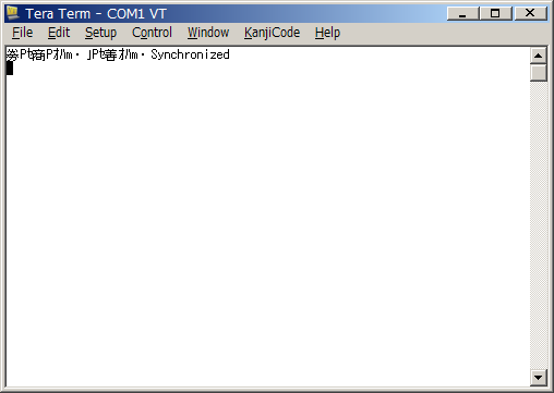 LPC812_Symchronized