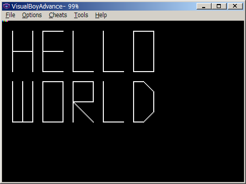 GBA_HelloWorld