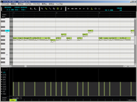 Vocaloid2画面
