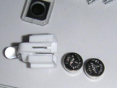 ぴかポケ 電池