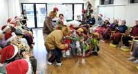 今更ですが12月19日ハミング・クリスマス会。