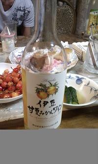 甘夏みかんワイン