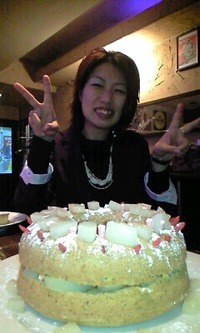 kozちゃん Happy Birthday!